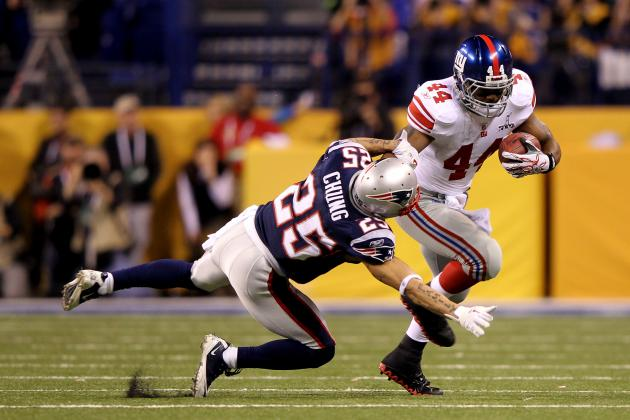 NFL Draft 2012: 10 Reasons the New York Giants Should Have RBs in Mind