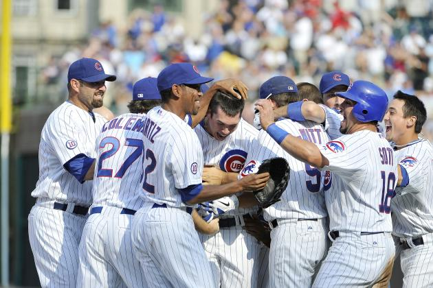 Chicago Cubs: Watch the Cubs Win the World Series in MLB '12 The Show Commercial