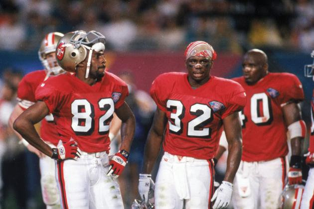 Top 5 Most Athletic San Francisco 49ers of All Time