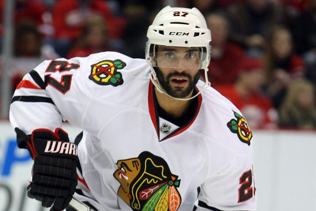 Chicago Blackhawks: 4 Reasons Johnny Oduya Will Help in the Playoffs