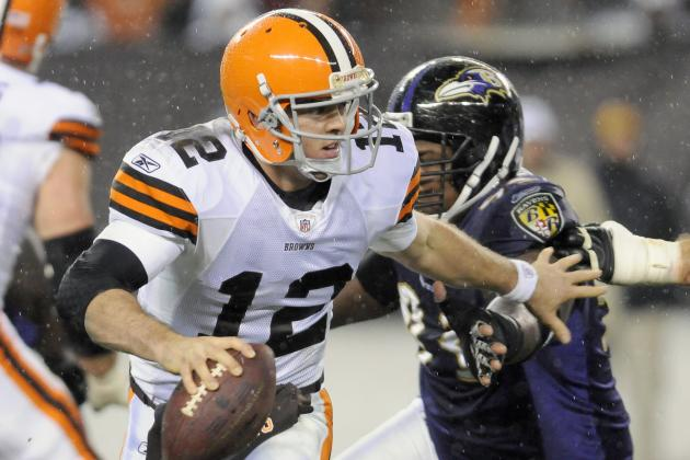 Cleveland Browns: 7 Former QBs We're Relieved Won't Be an Option in 2012