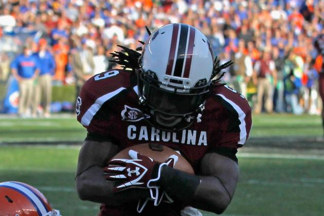 South Carolina Football: 5 Players Who Could Break out in 2013