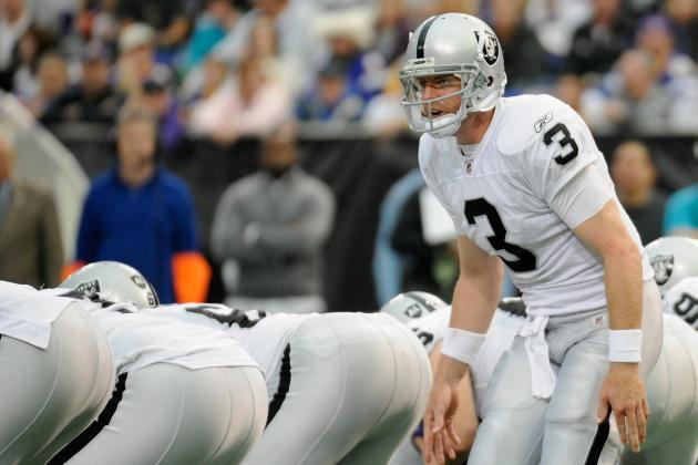 Oakland Raiders: 5 Reasons Carson Palmer Trade Is Going to Pay off in 2012