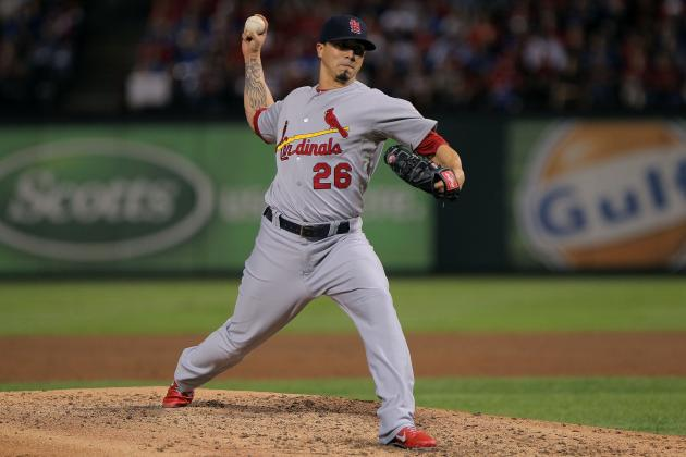 St. Louis Cardinals: Predicting Statistics for Each Cards Pitcher in 2012