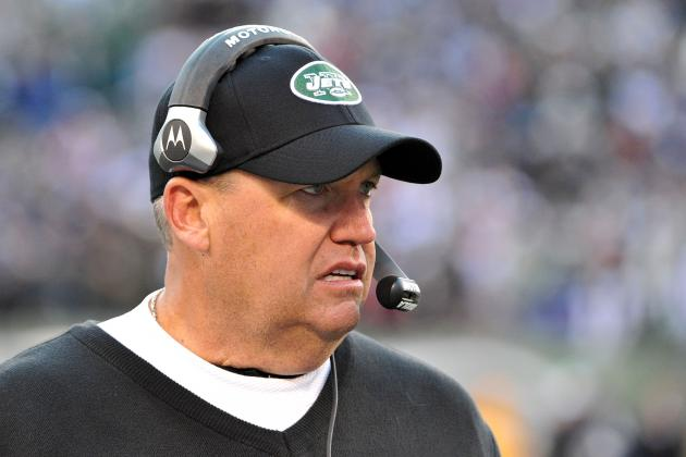 New York Jets: Will 2012 Finally Be the Year Rex Ryan Is Right?