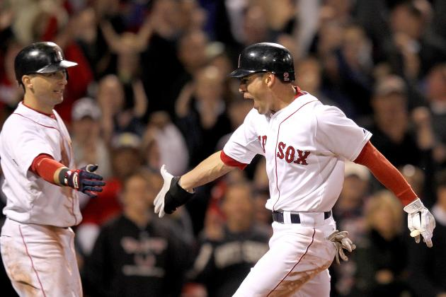Where Does Jacoby Ellsbury Rate Among Leadoff Men in Boston Red Sox History?