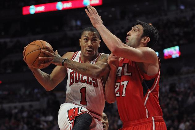 Charting Derrick Rose's Ascent to Becoming the NBA's Most Dominant Point Guard