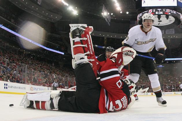 New Jersey Devils: 4 Reason Not to Bring Martin Brodeur Back Next Season