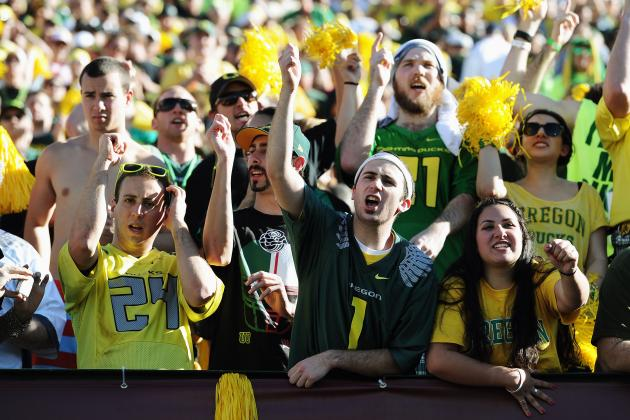 5 Things the Oregon Ducks Learned Last Year