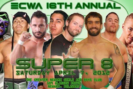 Previewing the 16th Annual ECWA Super 8 Tournament
