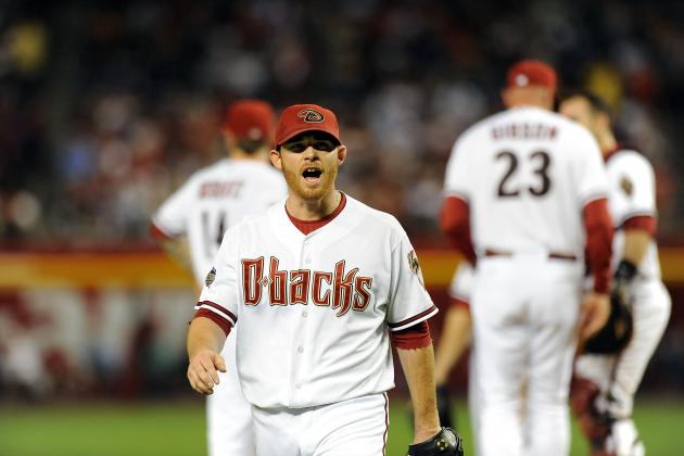 Arizona Diamondbacks: 10 Reasons Their Rotation Is Most Underrated in MLB