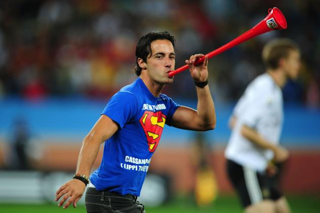 10 Reasons Vuvuzelas Should Not Be Allowed at Brazil 2014