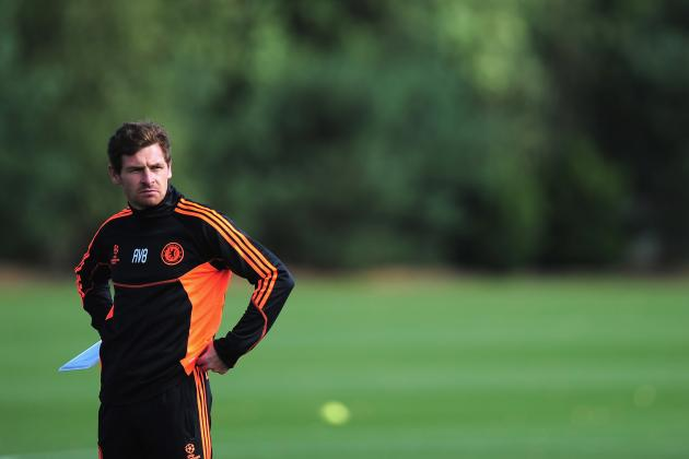 Andre Villas-Boas: 5 Ways He Has Made Chelsea Weaker