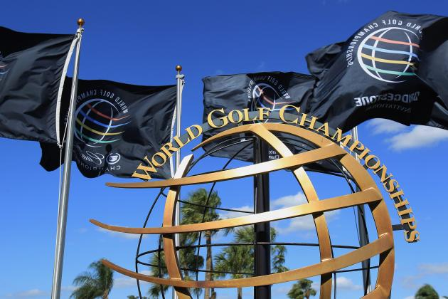 Top 5 Storylines Heading into the 2012 WGC-Cadillac Championship