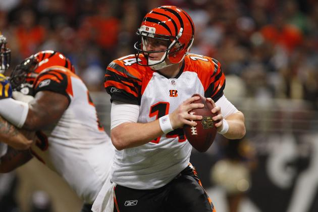 Cincinnati Bengals: 5 Signs That Andy Dalton Is the Best QB in the AFC North