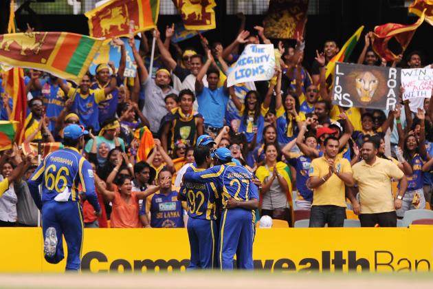 Cricket Tri-Series Final: Sri Lanka and Australia Set Up for Classic in Adelaide