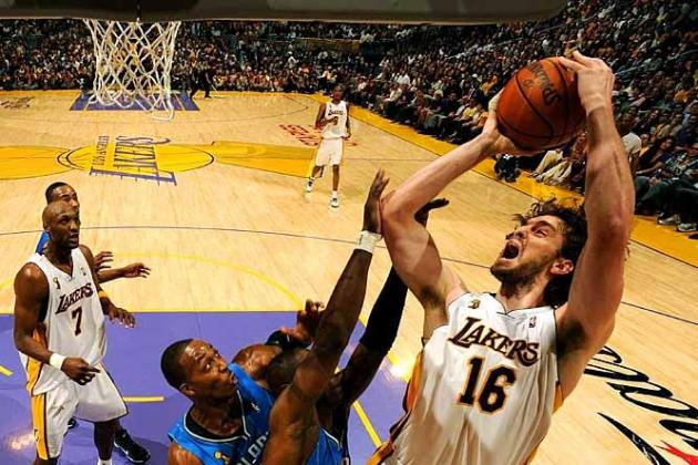 NBA Trade Deadline Possibilities: Pau Gasol and the Los Angeles Lakers