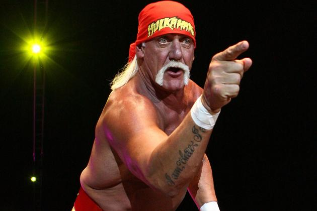 Hulk Hogan Sex Tape: 10 Athletes We Never Want to See on Camera