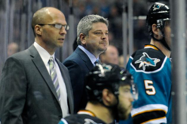 San Jose Sharks Need 12-Step Program After Loss to Edmonton Oilers