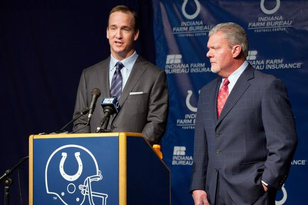 Peyton Manning: 7 Reasons Why Indianapolis Colts Had to Cut the 4-Time MVP