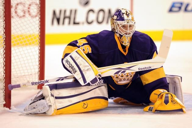 NHL Trade Speculation: Top 10 Goalies Who Could Be on the Move in Offseason