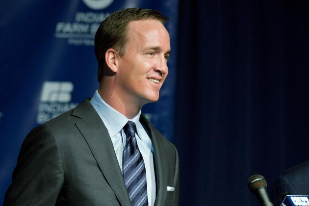 Peyton Manning: 4-Time MVP's Top 5 Commercials