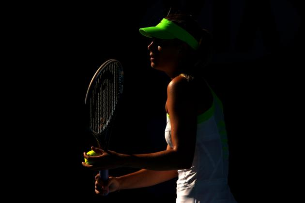 WTA Tennis: Odds of Each Top 10 Player Winning a Slam in 2012