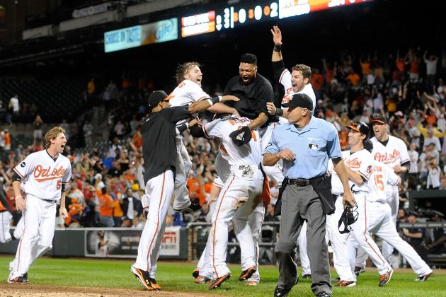 Baltimore Orioles: 5 Steps That Must Be Taken to Compete in the AL East