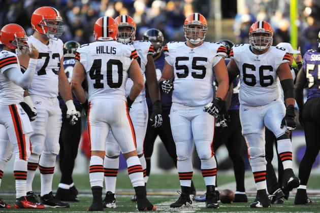 The 2012 Cleveland Browns Pre-Draft Dream Team: Offense