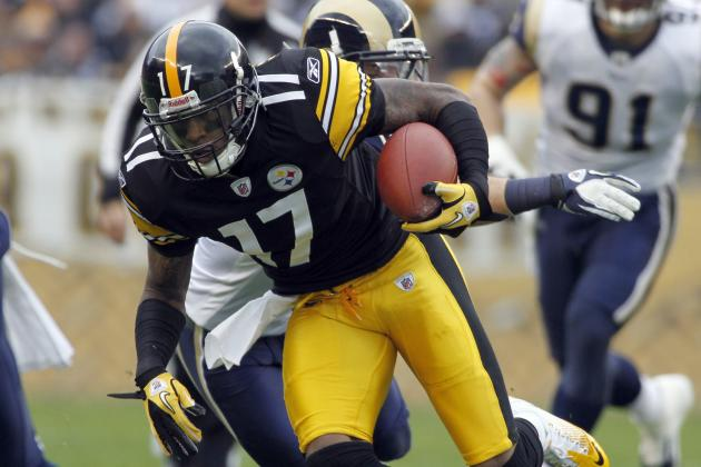 Mike Wallace to Rams: Why Ex-Steelers WR Would Look Good in St. Louis