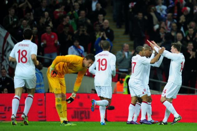 England: Picking a Starting XI for Euro 2012