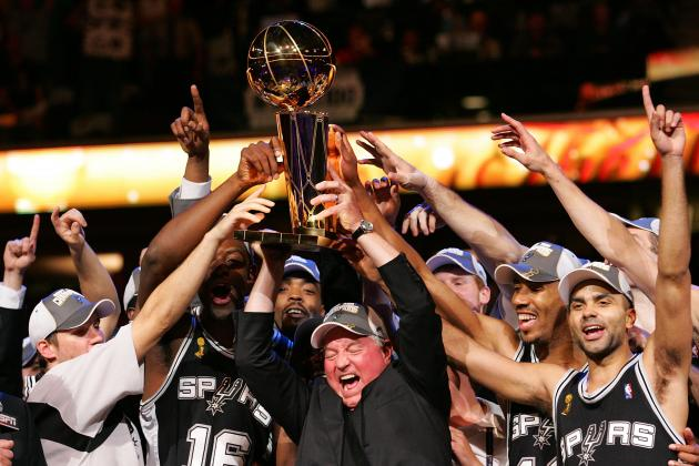 Five Reasons Why the Spurs Will Win Their 5th Championship