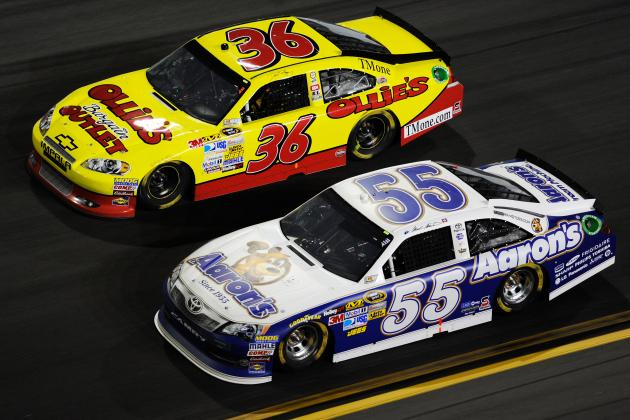 12 NASCAR Sprint Cup Drivers Guaranteed to Improve in 2012