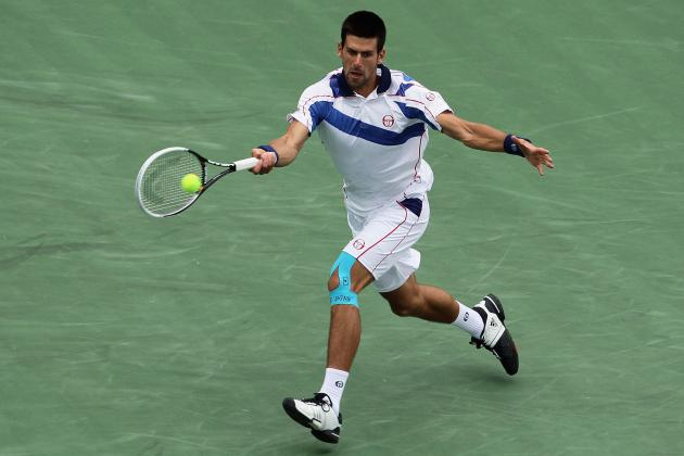 Novak Djokovic Tops the Past 10 Champions at Indian Wells