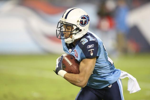 Cortland Finnegan to Steelers: Why Ex-Titans CB Would Look Good in Pittsburgh