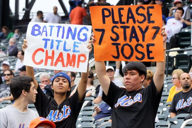 5 Reasons for Optimism for the Post-Jose Reyes Mets