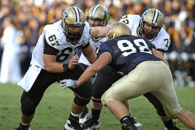 Notre Dame Football: Pre-Spring Opponent Preview: Purdue