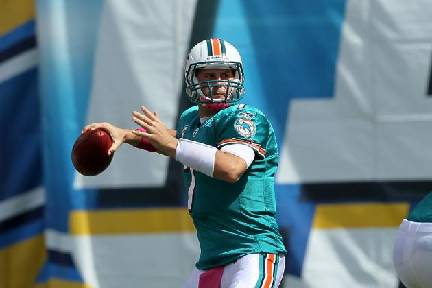 Chad Henne to Jets: Why Ex-Dolphins QB Would Look Good in New York