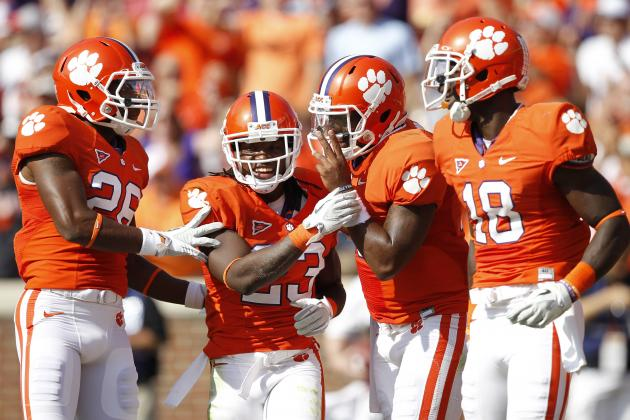 Clemson Football 2012: Predicting the Pre-Spring Two-Deep Depth Chart