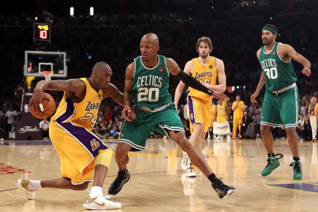 Lakers-Celtics Rivalry: The 5 Most Pivotal Moments in the Last 5 Years