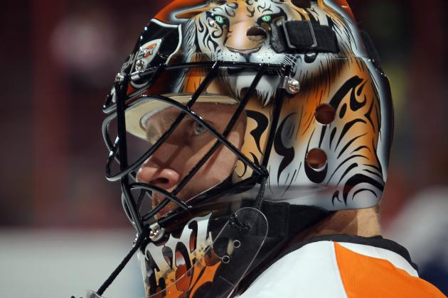 Philadelphia Flyers: How Bryzgalov Got Back on Track