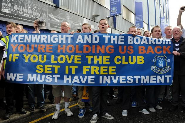 Everton FC: 10 Things That Would Change with a New Owner