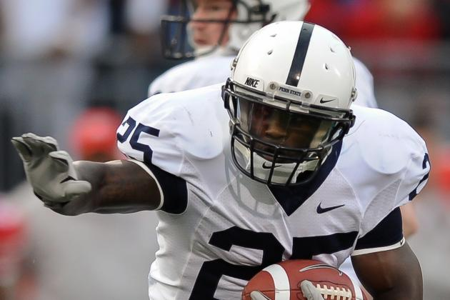 Penn State Football 2012: Predicting the Pre-Spring 2-Deep Depth Chart