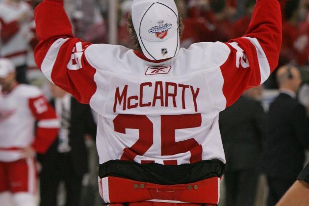 NHL's Top 10 Grinders