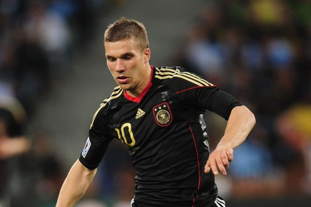 Premier League: Lukas Podolski to Arsenal Plus the Best Ever Germans in EPL