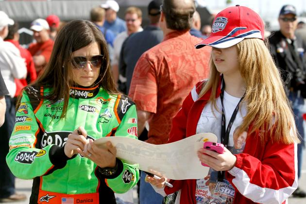 Danica Patrick and the 15 Most Fan-Friendly Non-Sprint Cup Drivers