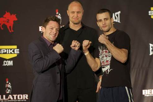 Bellator 60 Results: Live Joe Warren vs. Pat Curran Main Card Play-by-Play
