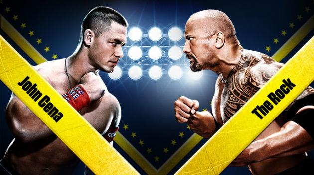 WrestleMania 28: The 5 Best Moments Between the Rock and John Cena