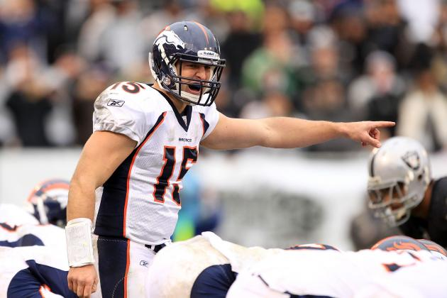 Denver Broncos:  If Peyton Manning Signs, What Will Happen to Tim Tebow?