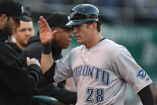 Colby Rasmus: Ranking the Blue Jay Among AL East Center Fielders